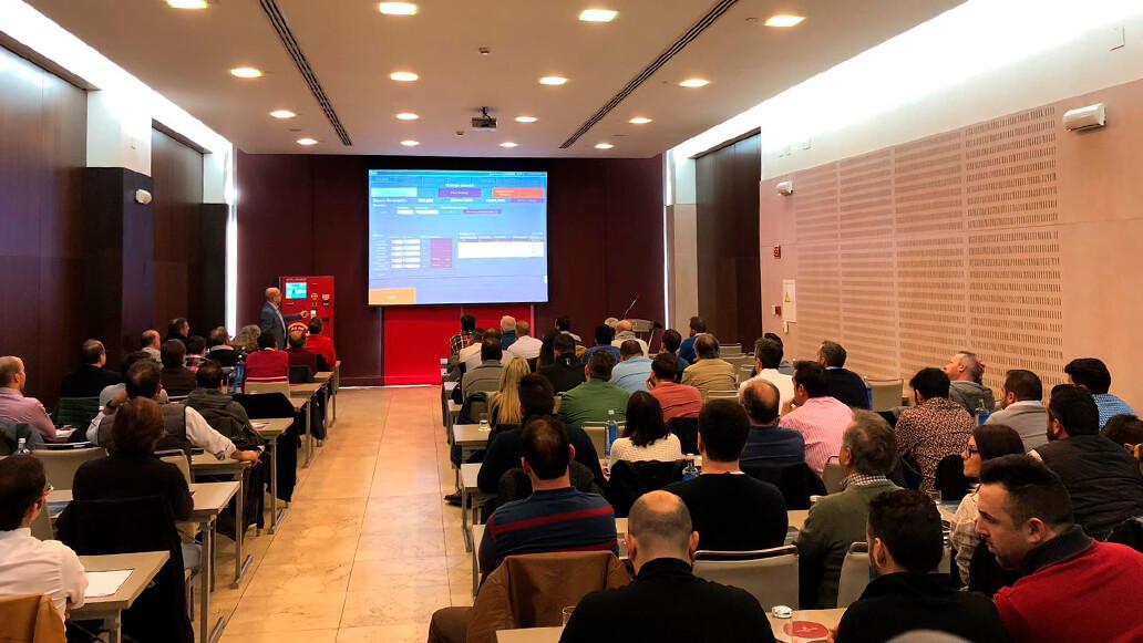 Gistra organiza un Tour por toda España con jornadas técnicas sobre el cajero All the Money®